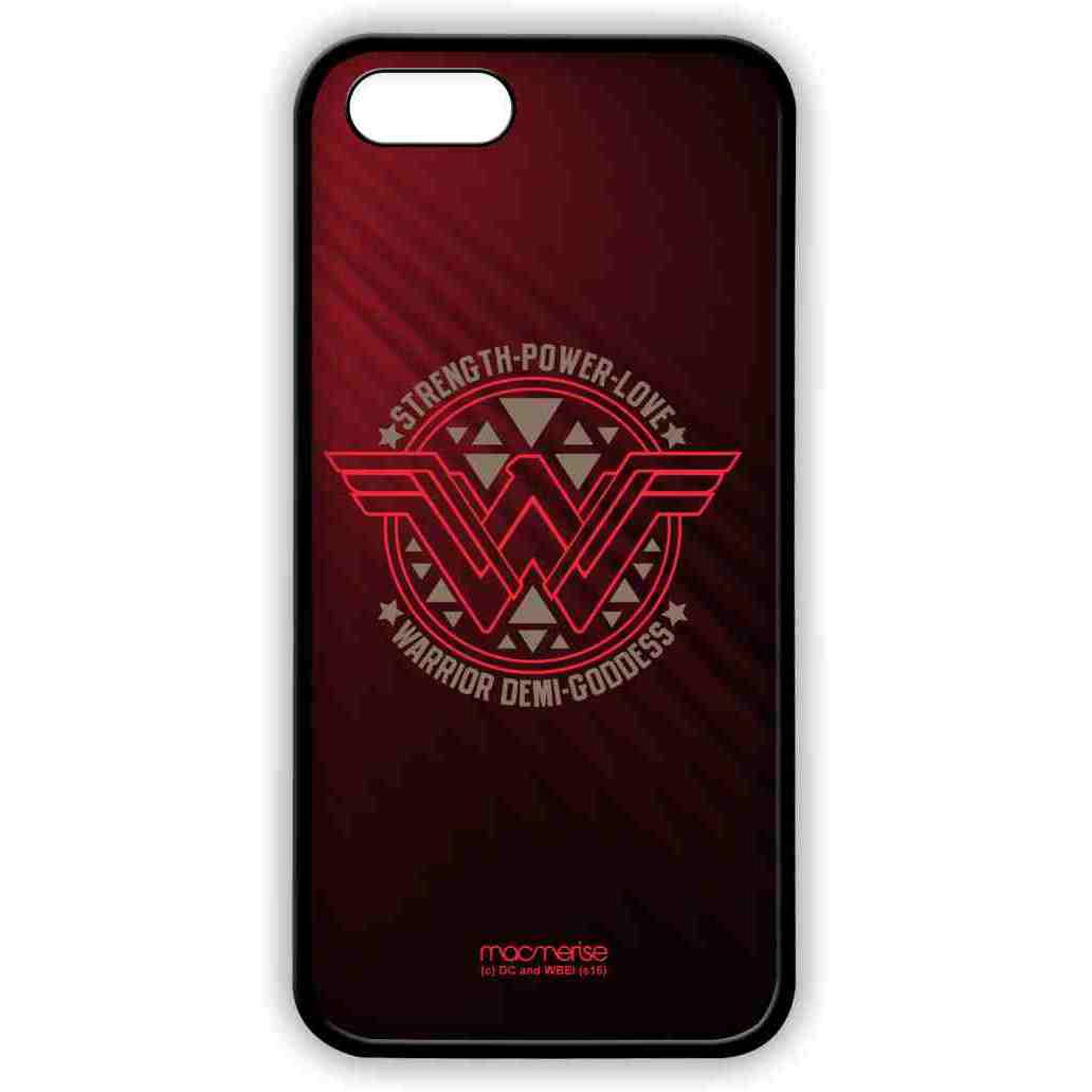 Wonder Woman Stamp - Lite Case for iPhone 5/5S