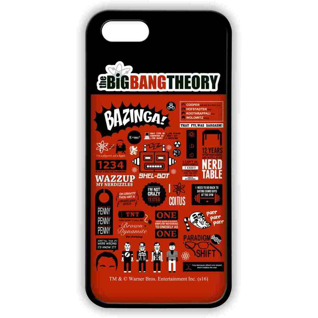 BBT Mashup  - Lite Case for iPhone 5/5S