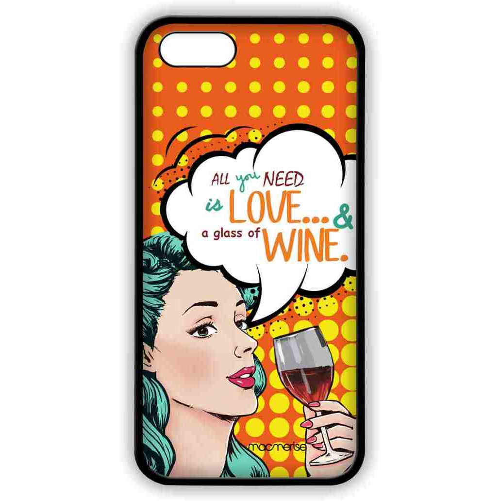 Miss Wine - Lite Case for iPhone 5/5S