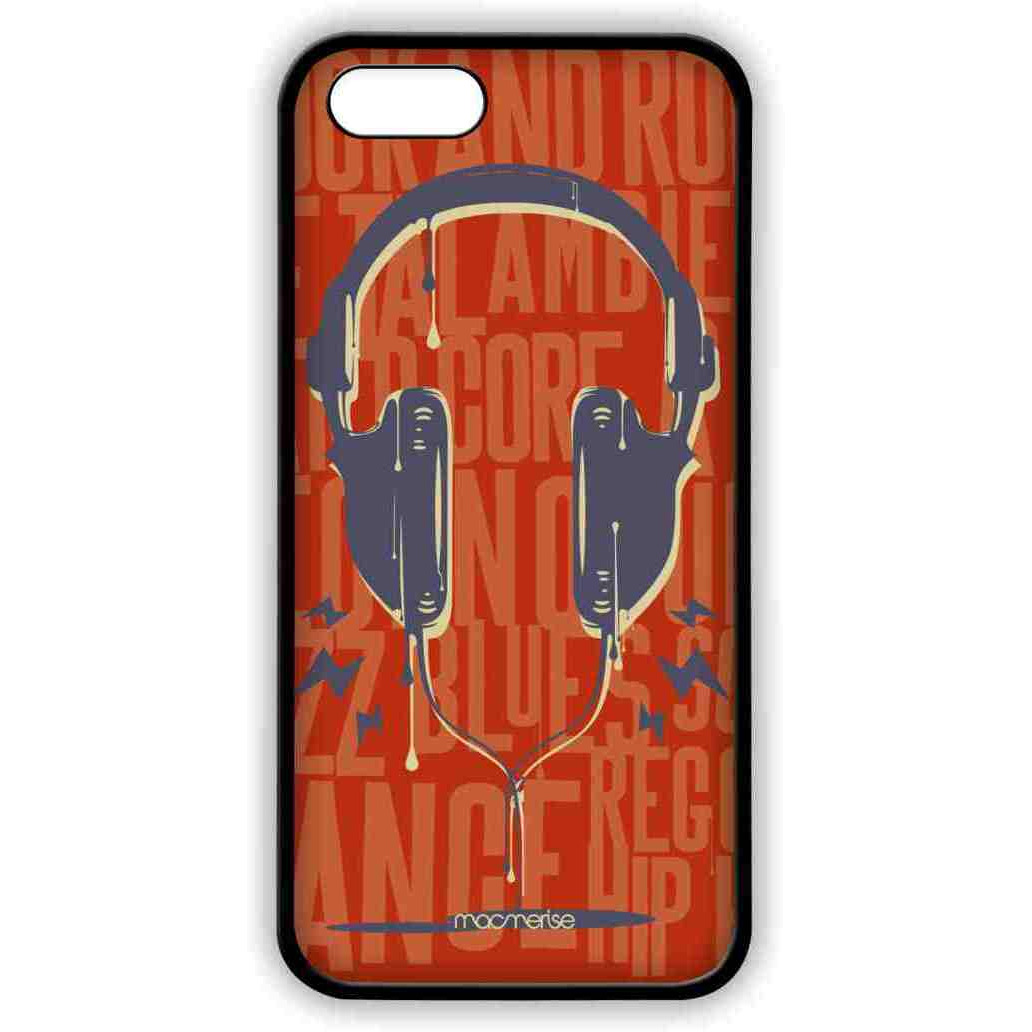 Music Genres - Lite Case for iPhone 5/5S