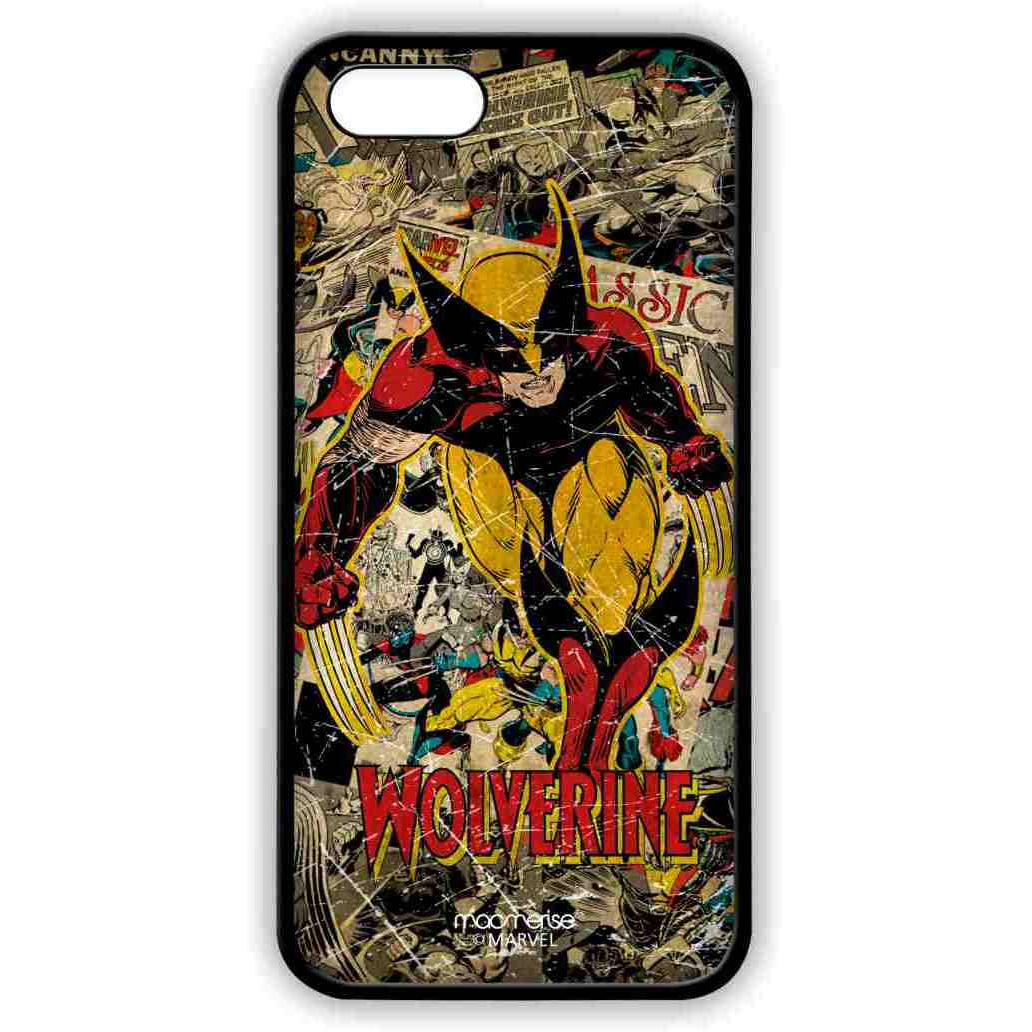 Comic Wolverine - Lite Case for iPhone 5/5S