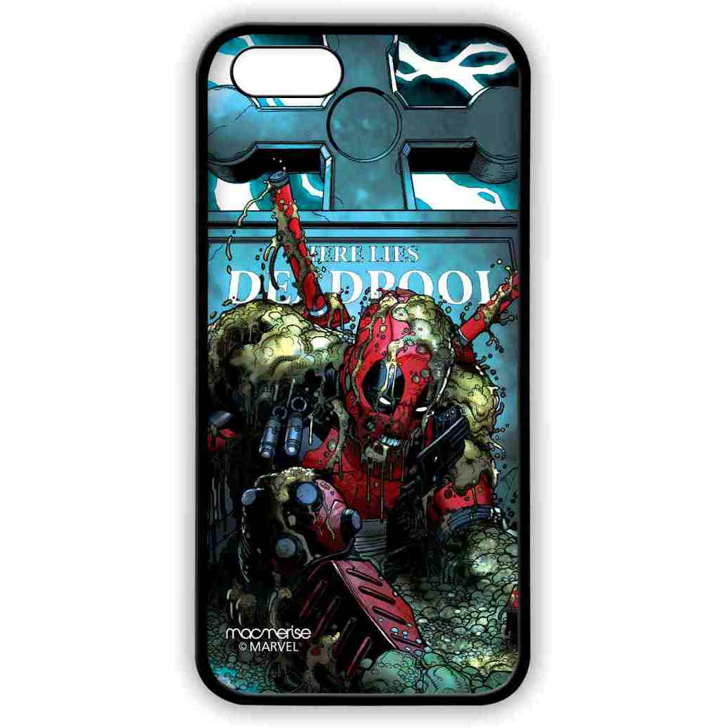 Here lies Deadpool - Lite Case for iPhone 5/5S