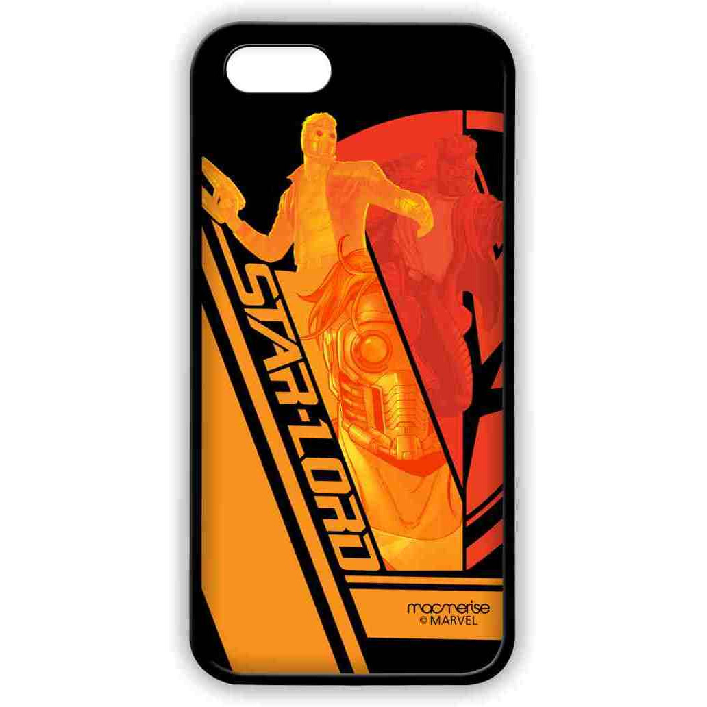 Star Lord Fury - Lite Case for iPhone 5/5S