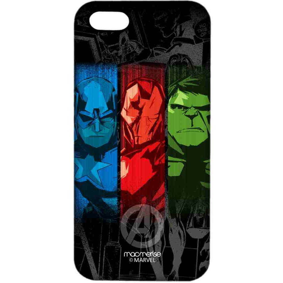 Avengers Sketch - Pro Case for iPhone 5/5S