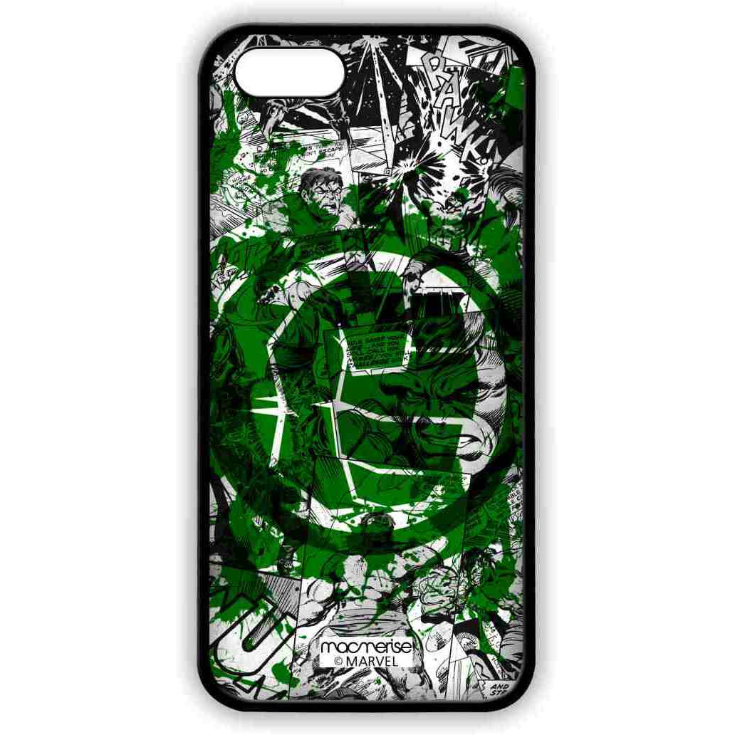 Splash Out Hulk Fist - Lite Case for iPhone 5/5S