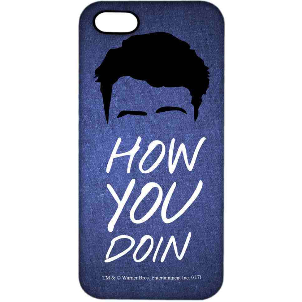 Friends How You Doin - Pro Case for iPhone 5/5S