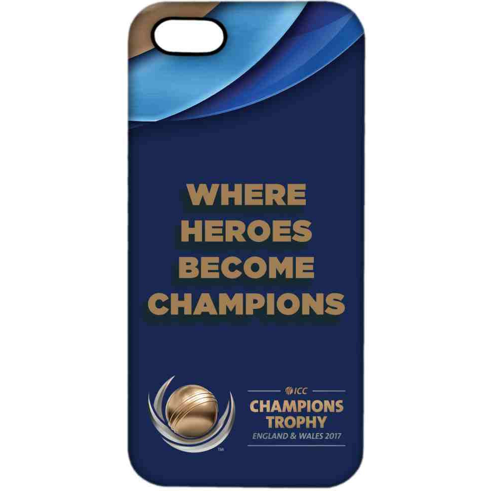 Where Heroes Become champions - Pro Case for iPhone 5/5S