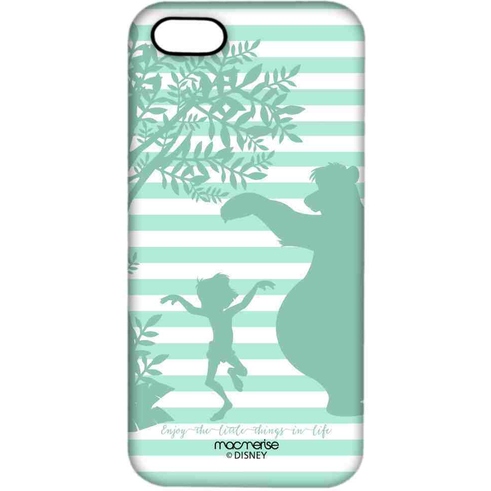 Mowgli and Baloo Stripes - Sublime Case for iPhone 4/4S