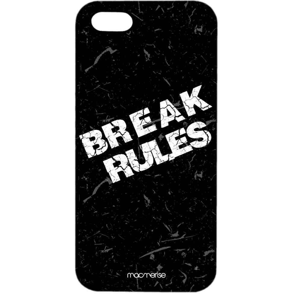 Break Rules - Sublime Case for iPhone 4/4S
