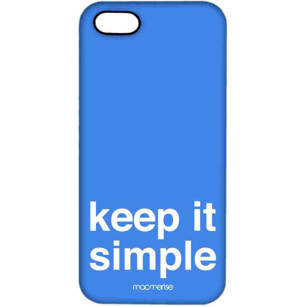 Keep It Simple - Sublime Case for iPhone 4/4S