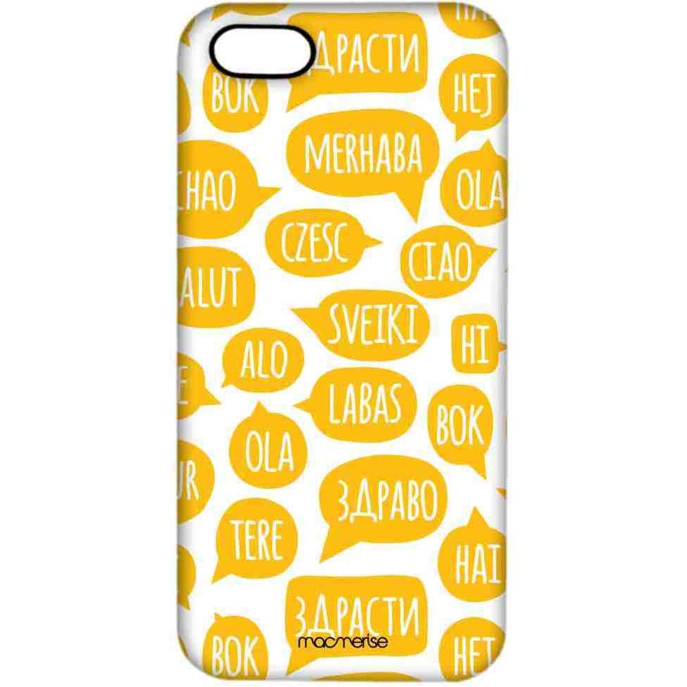 Languages - Sublime Case for iPhone 4/4S