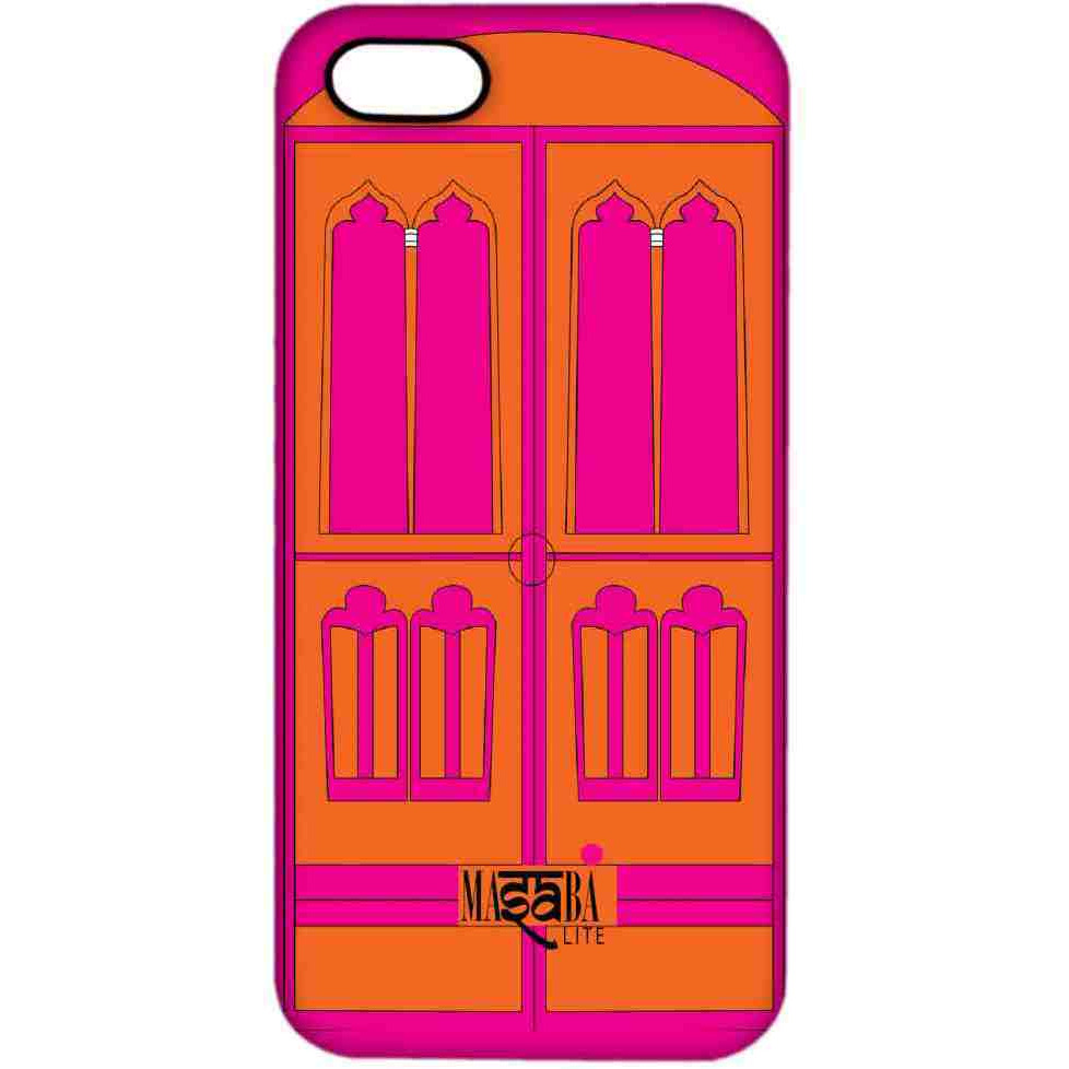 Masaba Pink Door - Sublime Case for iPhone 4/4S