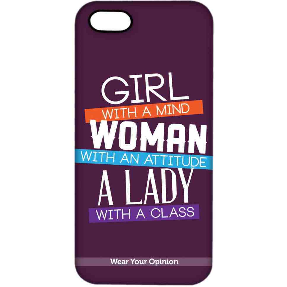 Girl Woman Lady - Sublime Case for iPhone 4/4S
