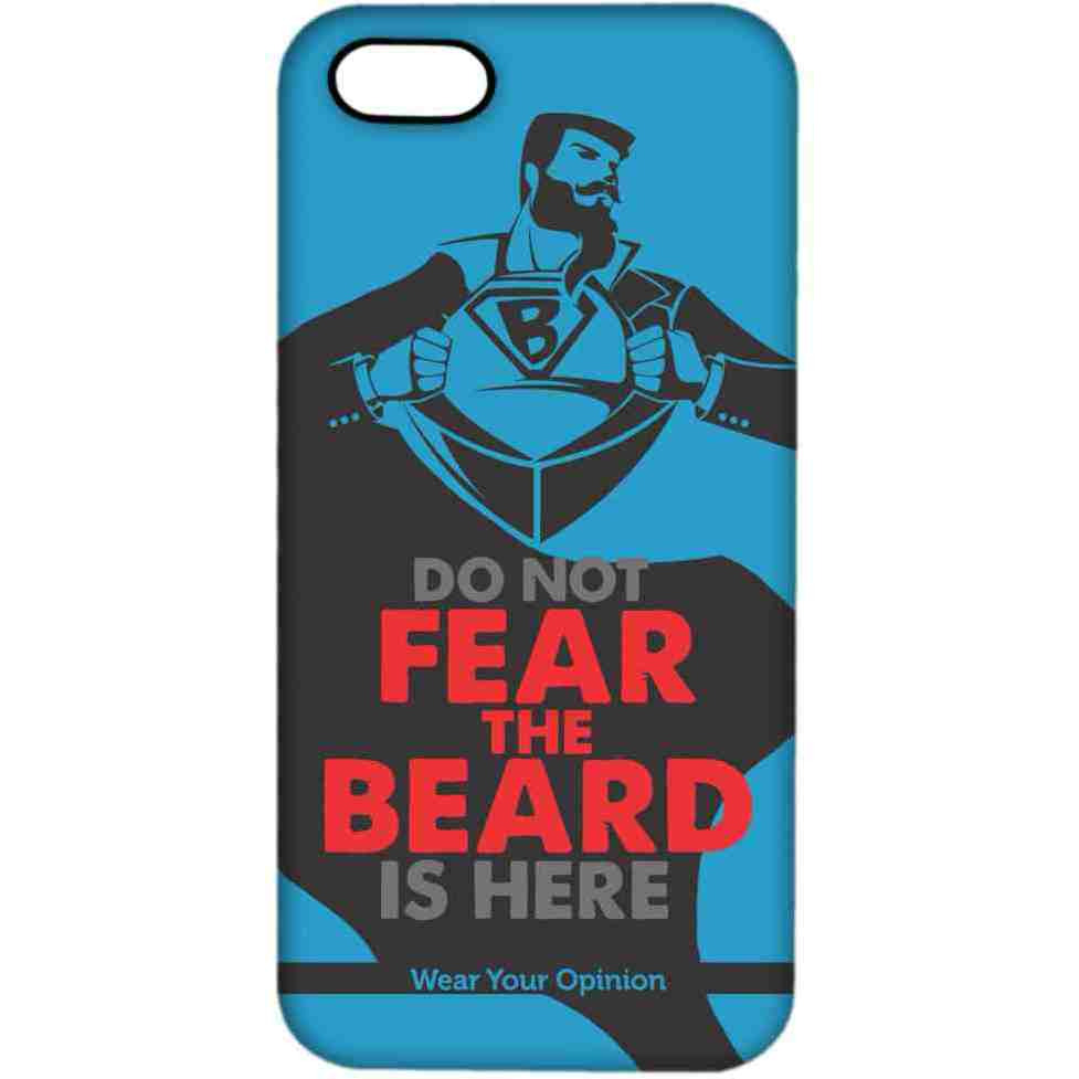 Super Beard - Sublime Case for iPhone 4/4S