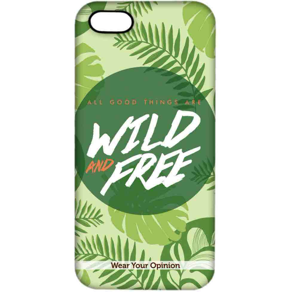 Wild and Free - Sublime Case for iPhone 4/4S