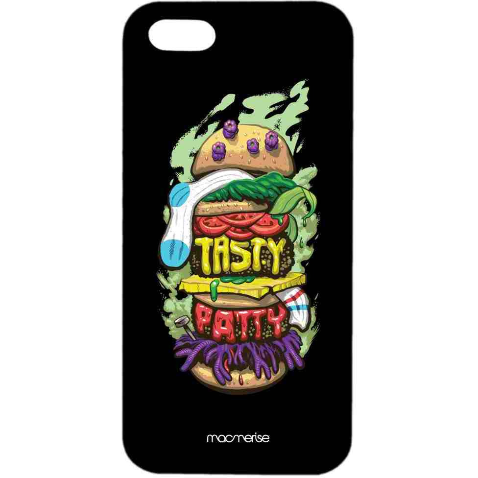 Tasty Patty Black - Sublime Case for iPhone 4/4S