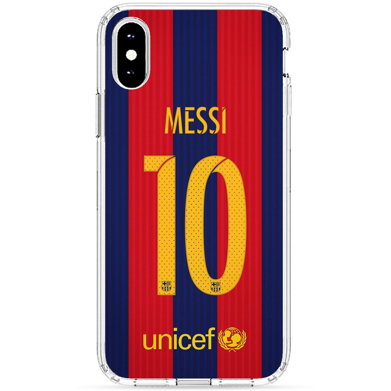 b90b78b6005 Buy Online Lionel Messi Jersey FCB Apple iPhone X Case(Multi Color) from  USA - Zifiti.com - Page