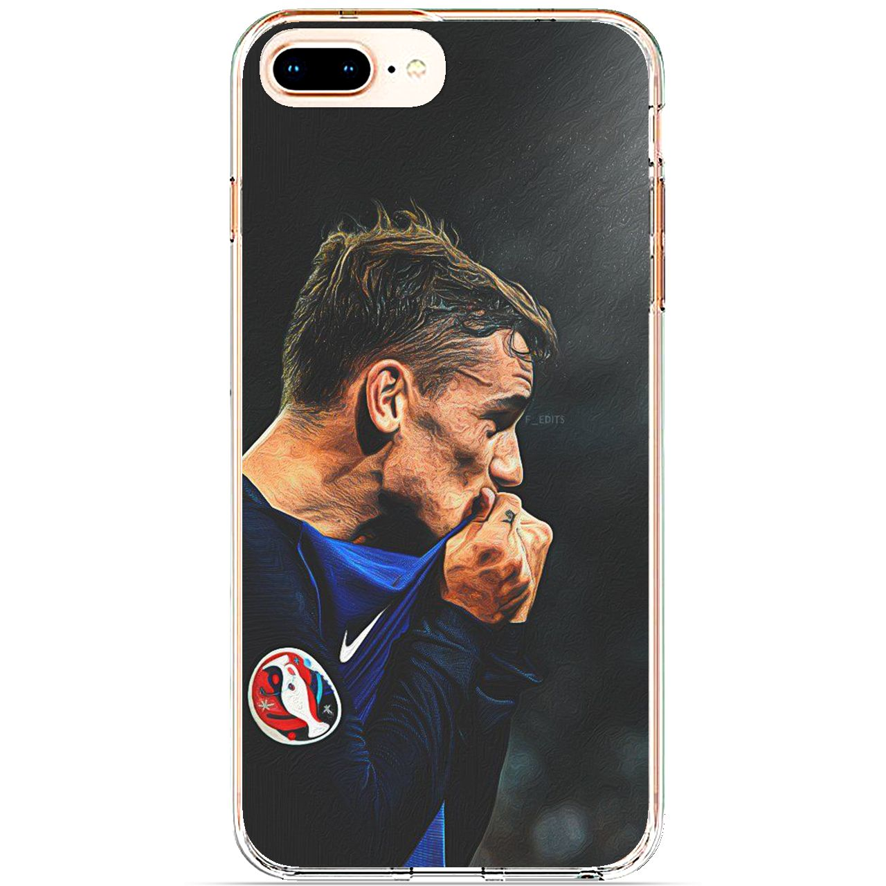 Antoine Greizmann Apple iPhone 7 Plus / Apple iPhone 8 Plus Case(Multi Color)