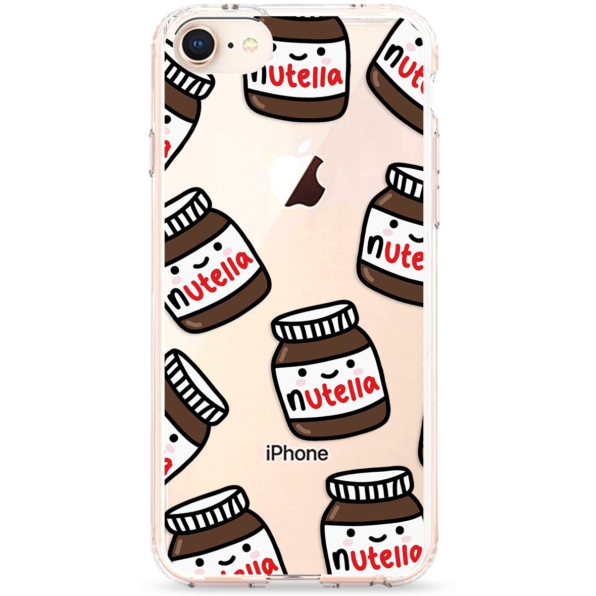 Neutella Apple iPhone 7 / Apple iPhone 8 Case(Multi Color)