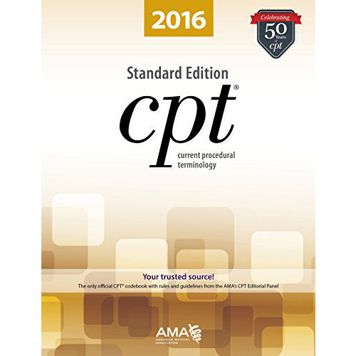 CPT 2016 Standard Edition (Cpt / Current Procedural Terminology (Standard Edition))
