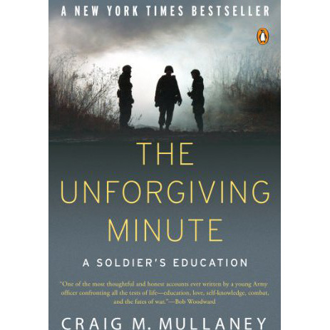 The Unforgiving Minute: A Soldier's Education
