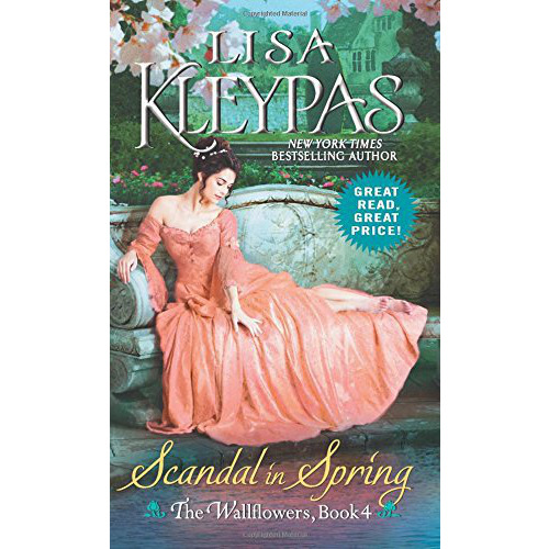 Scandal In Spring (the Wallflowers, Book 4)