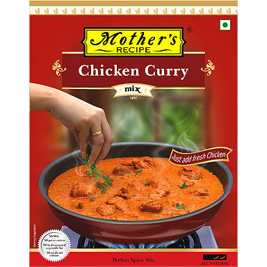 Mother's Recipe Chicken Curry Mix 80 gm