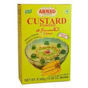 Ahmed Custard Powder Banana - 10 58 Oz