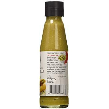 Ching's Secret Green Chilli Sauce - 190 Gm