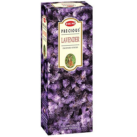 Hem Precious Lavender Incense Sticks - 1 Box