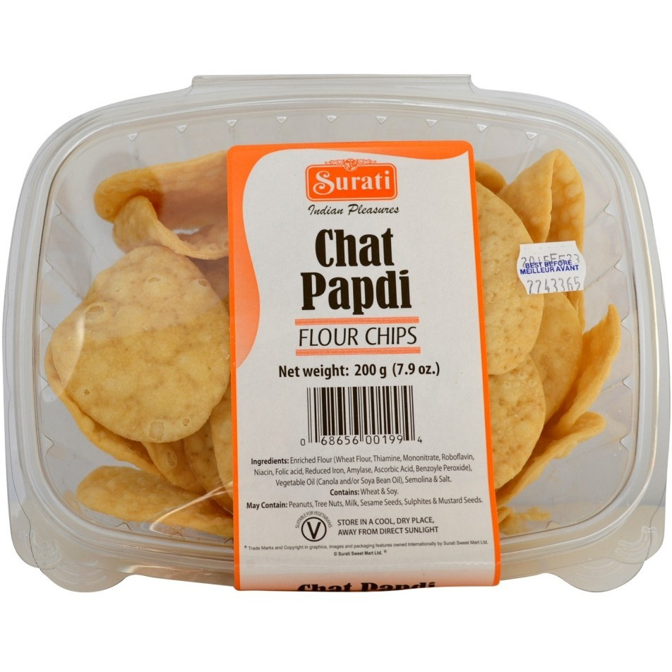 Surati Chat Papdi - 7 Oz