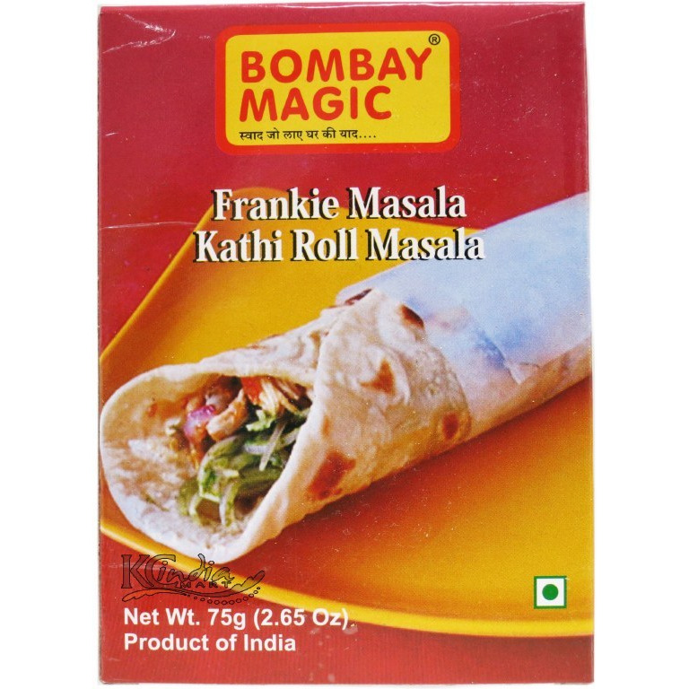 Bombay Magic Frankie Masala - 75 Gm