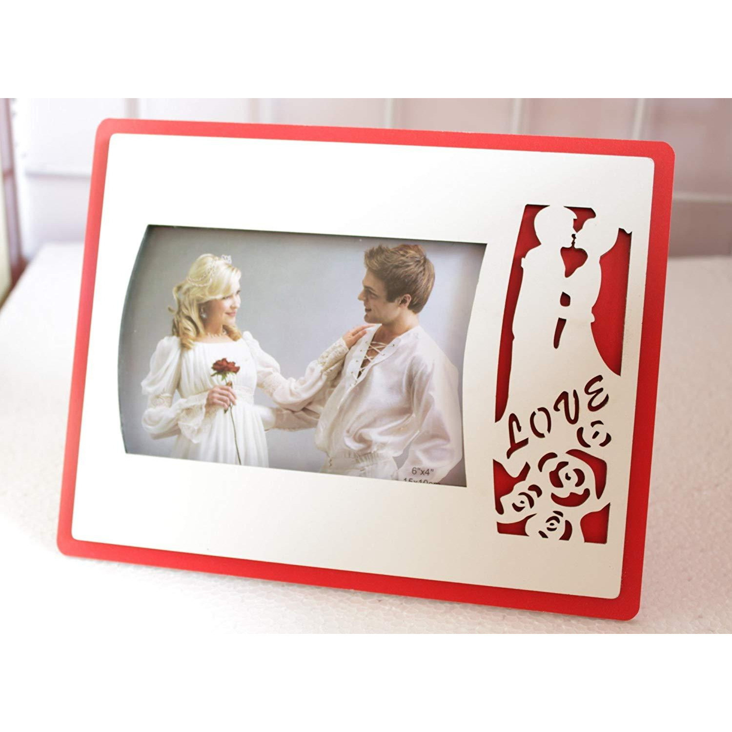 Buy Online Valentine Gift Love Stylish Photo Frame Gift For