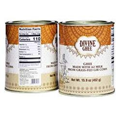 Original A2 Gir Cow Ghee, 15.9 oz
