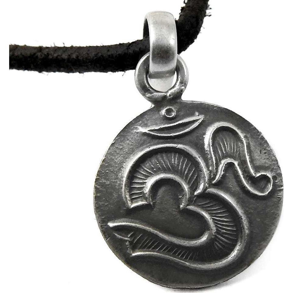 Buy online dream day 925 sterling silver om pendant from usa 925 sterling silver om pendant aloadofball Image collections