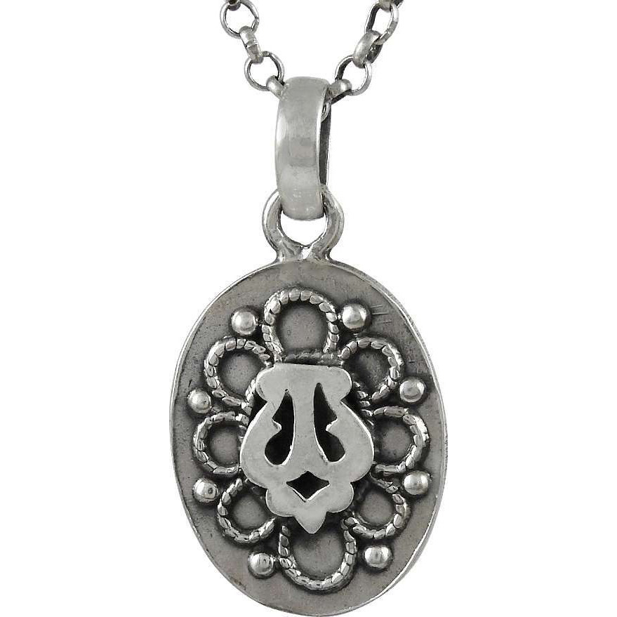Dream Day Stylish 925 Sterling Silver Pendant