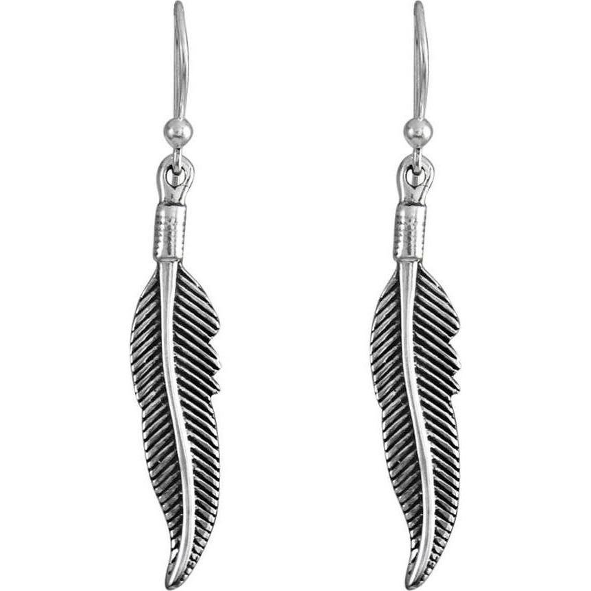 Amazing!! 925 Sterling Silver Leaf Earrings