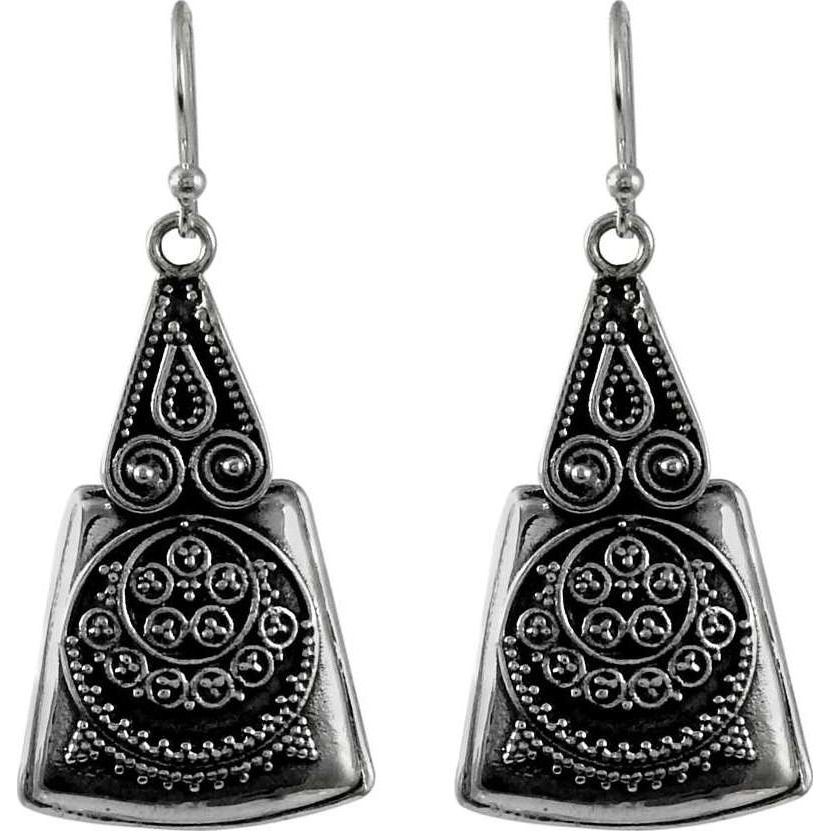 Fantastic !! 925 Sterling Silver Earrings