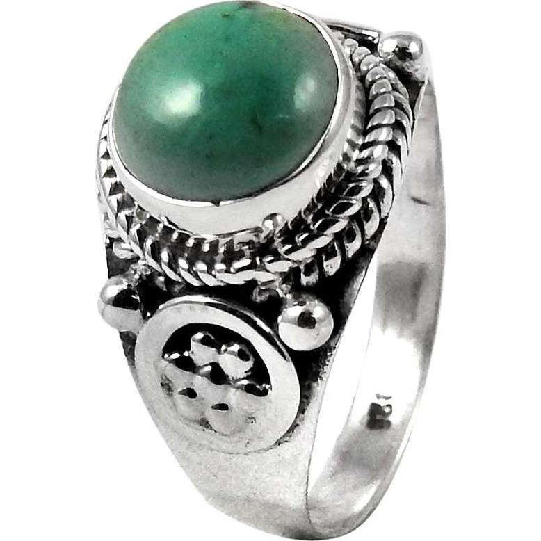 Fantastic Quality Of!! Turquoise 925 Sterling Silver Ring