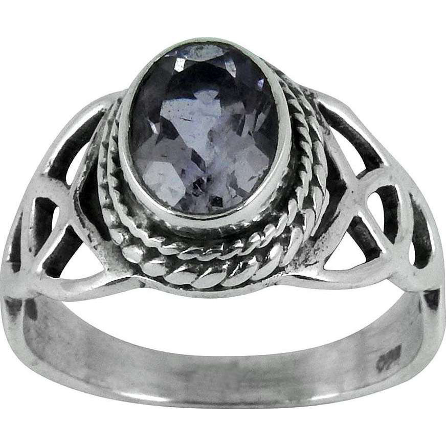Gorgeous! Amethyst 925 Sterling Silver Ring