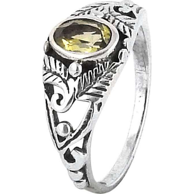 Captivating!! Citrine 925 Sterling Silver Rings