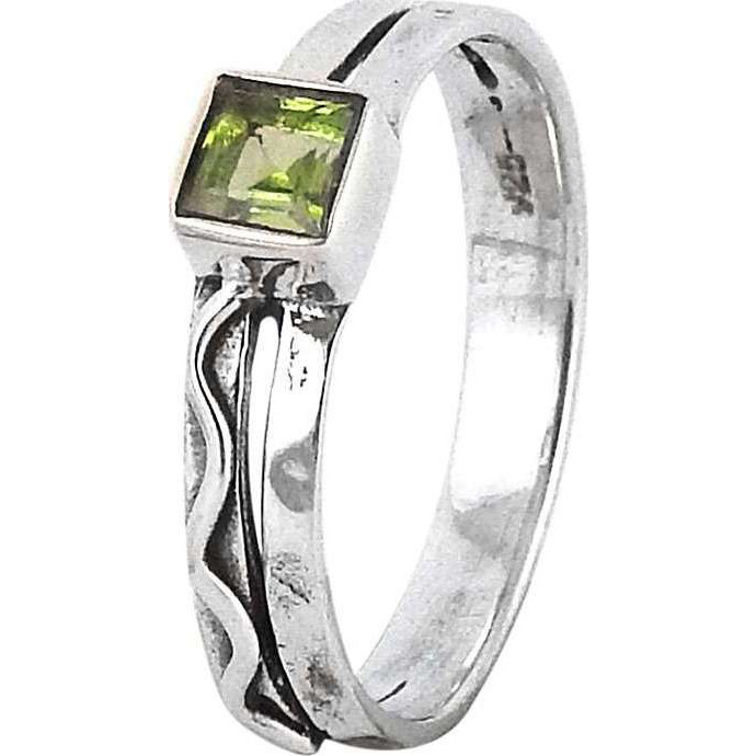 Amazing!! Peridot 925 Sterling Silver Rings