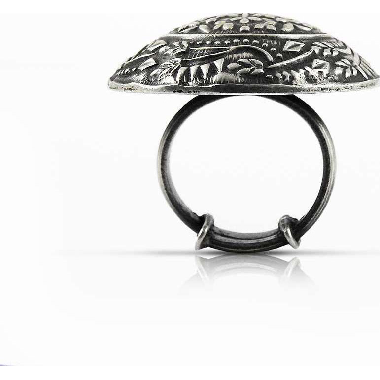 Stunning! 925 Sterling Silver Ring
