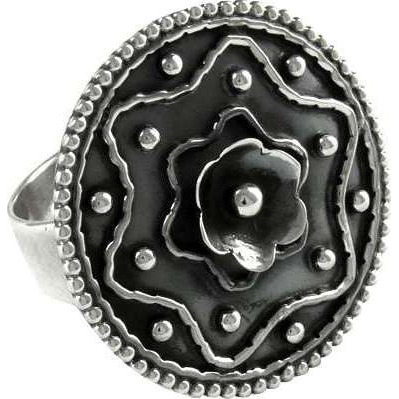 Flower Design!! 925 Sterling Silver Ring Wholesale
