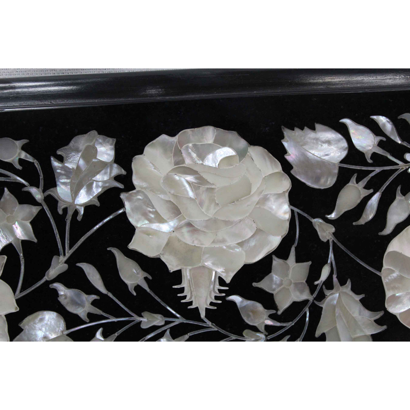 Black Marble Table Top