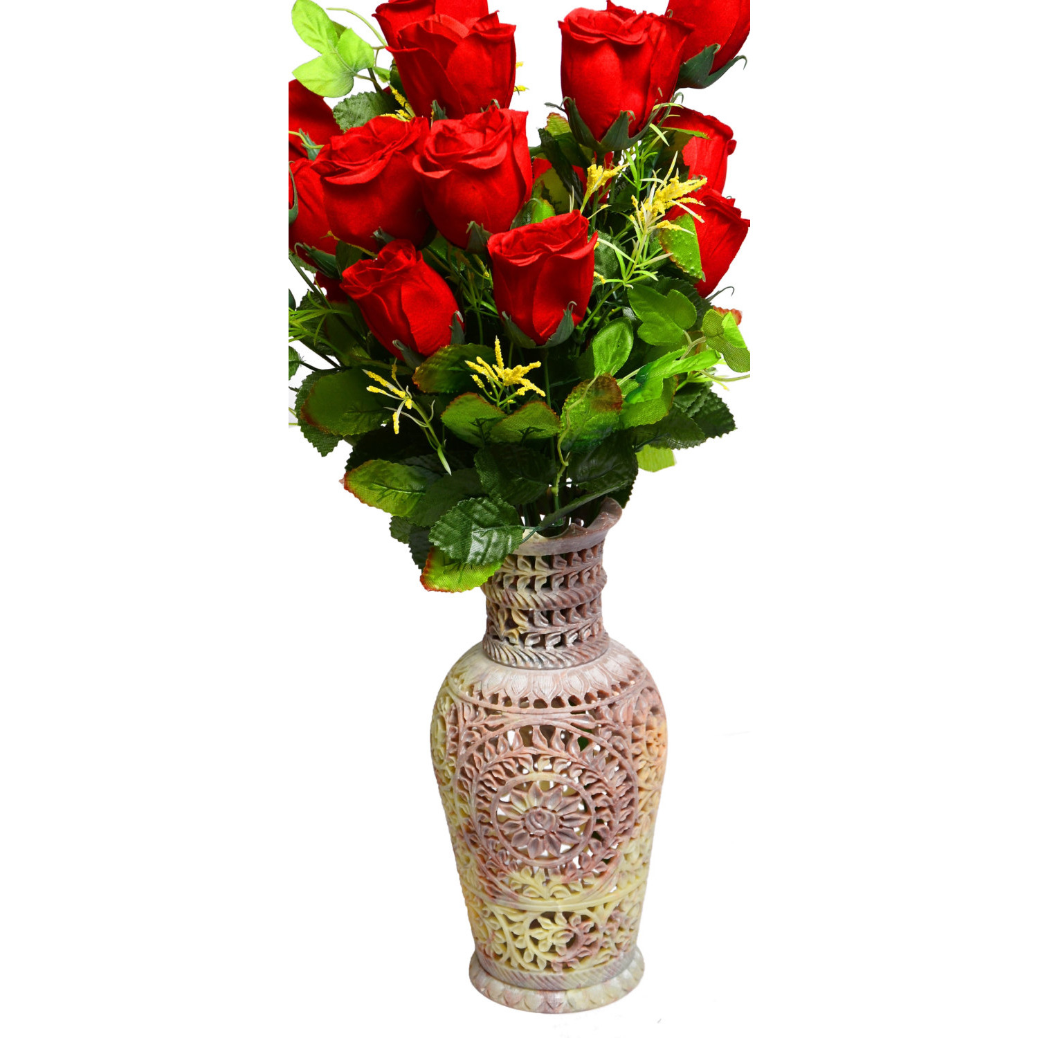 Buy Online Marble Flower Vase from USA - Zifiti.com - Page on usa wood decor, usa centerpieces, usa ceramics, usa mugs, usa puzzles, usa planter, usa stoneware marks, usa marbles, usa furniture, usa pitchers, usa sculpture, usa tools, usa accents, usa animals, usa dishes, usa buckets, usa war memorials, usa tumblers, usa bookmarks, usa murals,