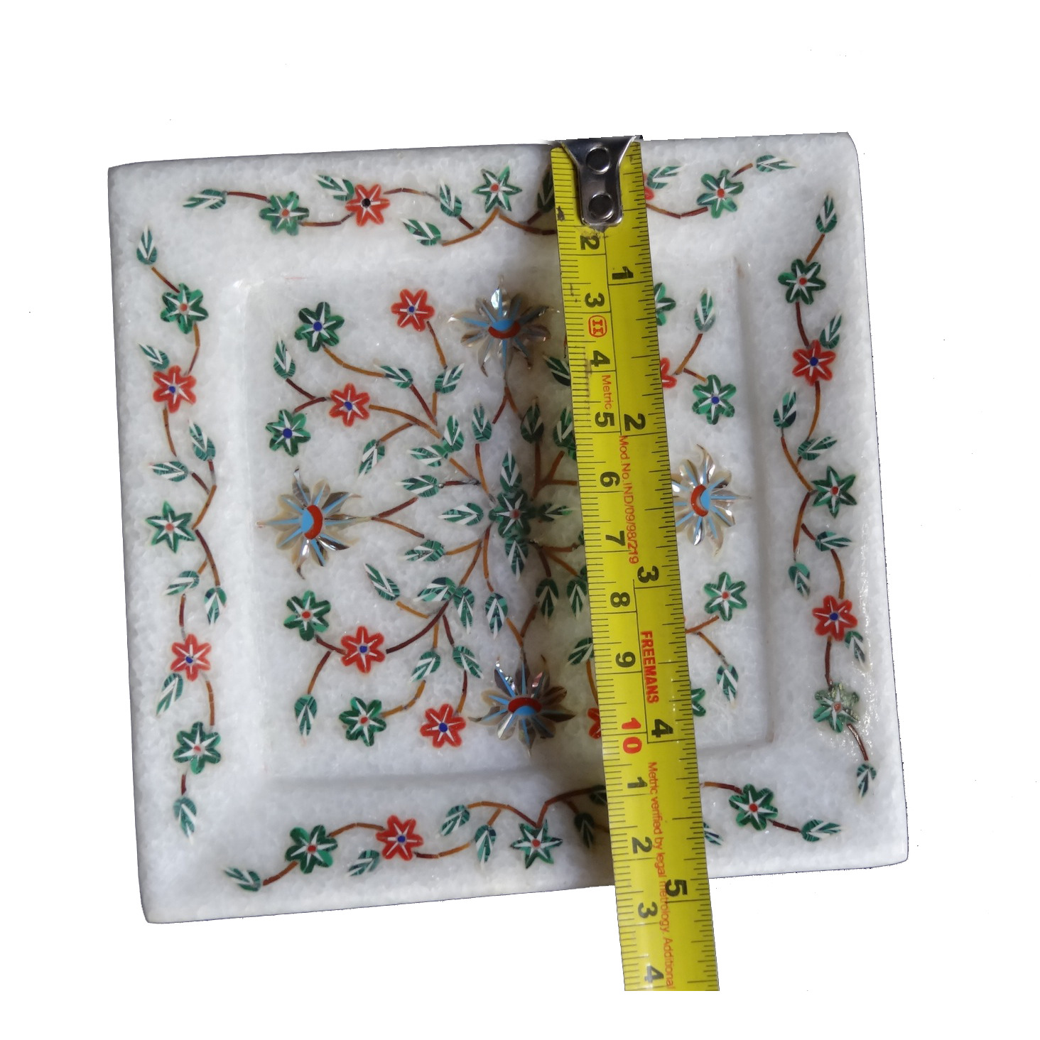 Marble Serving Tray Plate