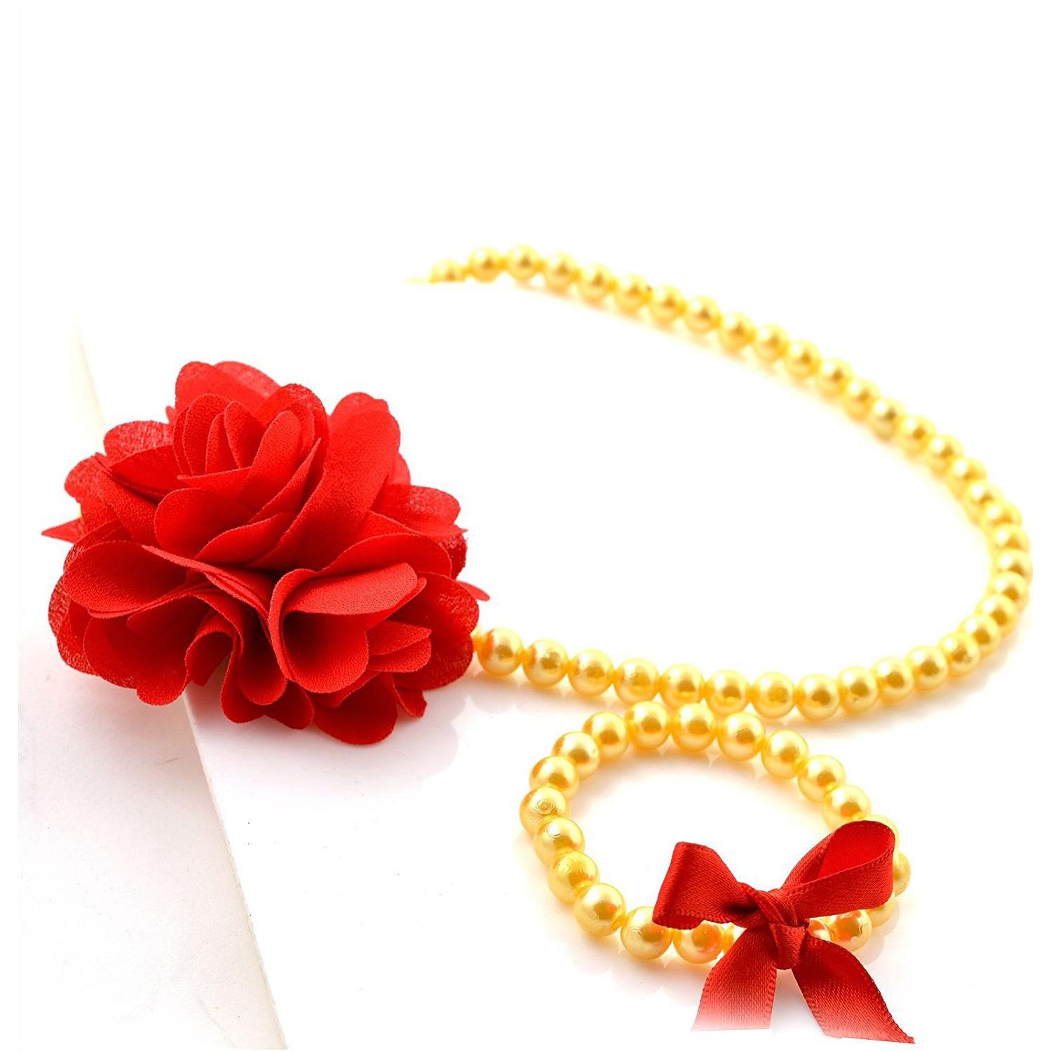 Buy Online Crayonflakes Kids Girls Handmade Flower ...
