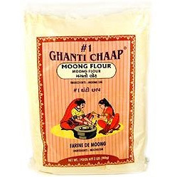 #1 Ghanti Chaap Moong Flour