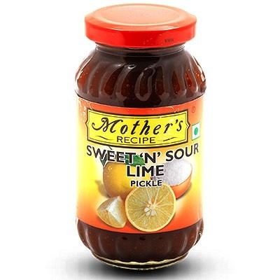 Mother's Recipe Sweet 'N' Sour Lime Pickle